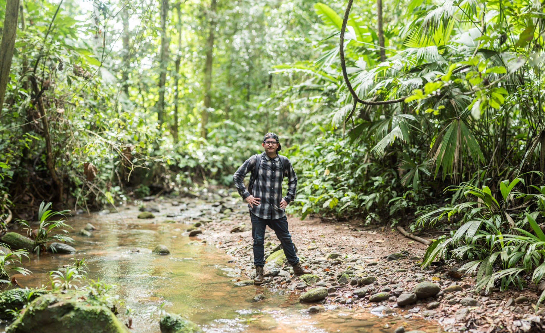 'Into the Amazon: A Dining Adventure' in aid of Cool Earth