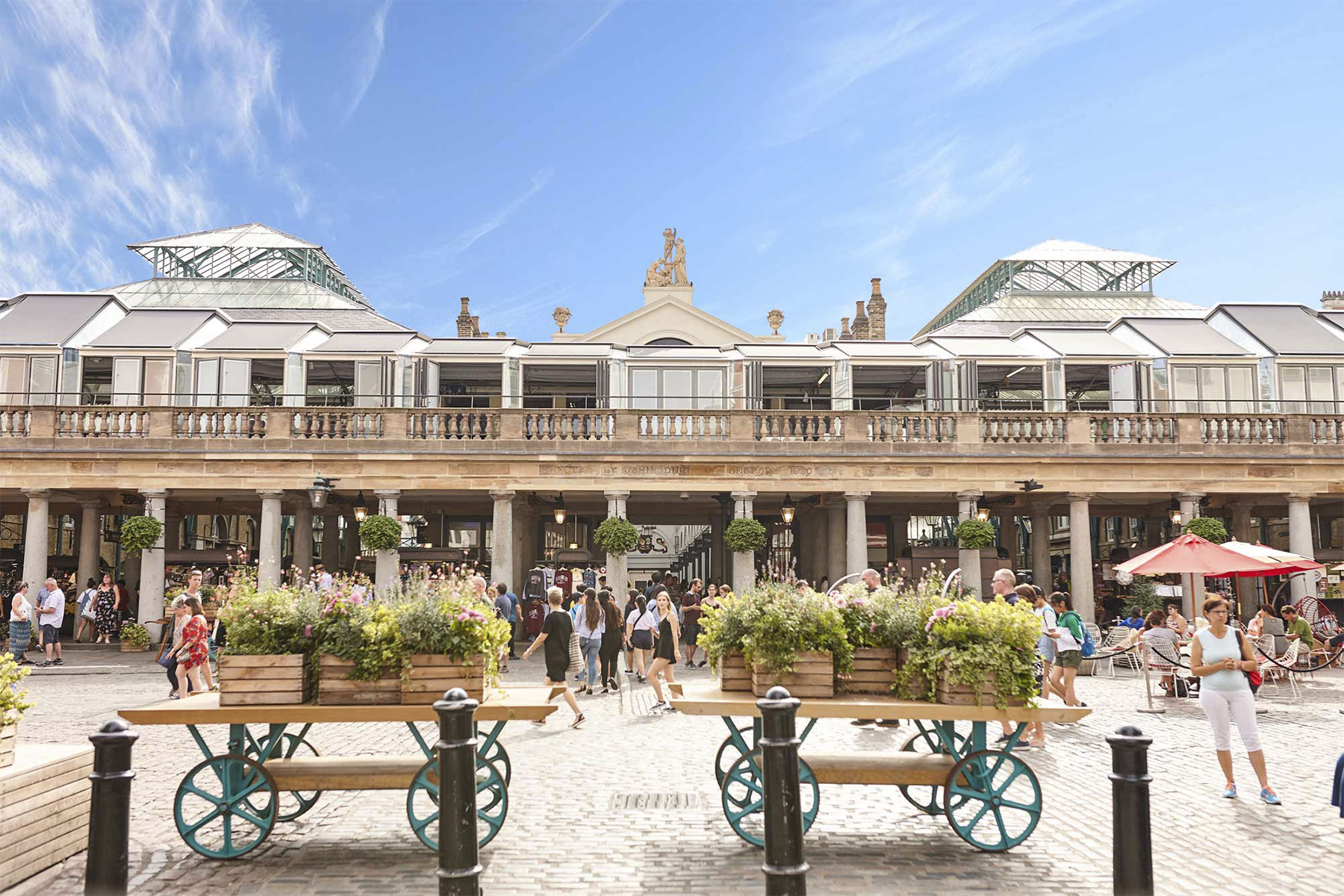 TEN THINGS YOU DIDN'T KNOW ABOUT COVENT GARDEN…